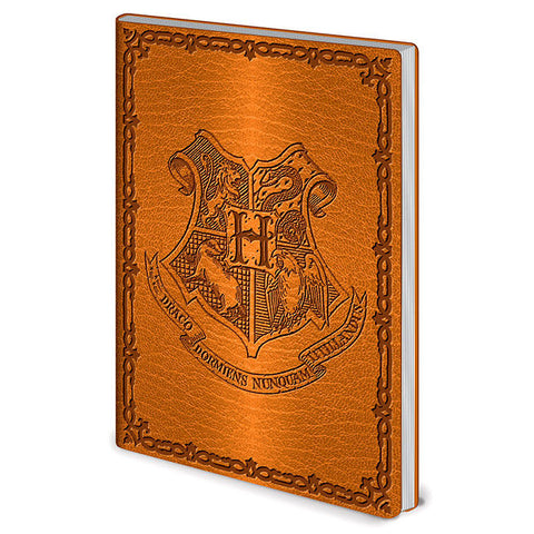 Cuaderno A5 Hogwarts - Harry Potter