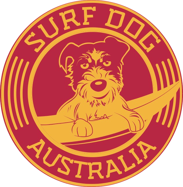 Surfdog Australia Drying Coats and other really cool products for dogs that love the beach