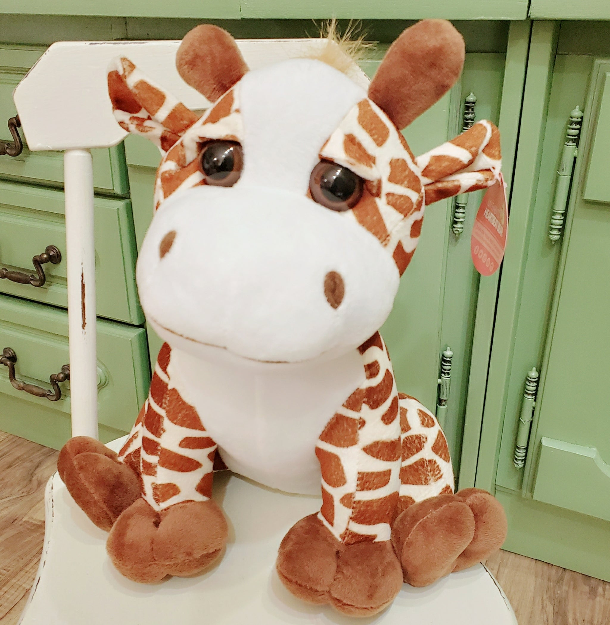 Heartbeat bear Giraffe