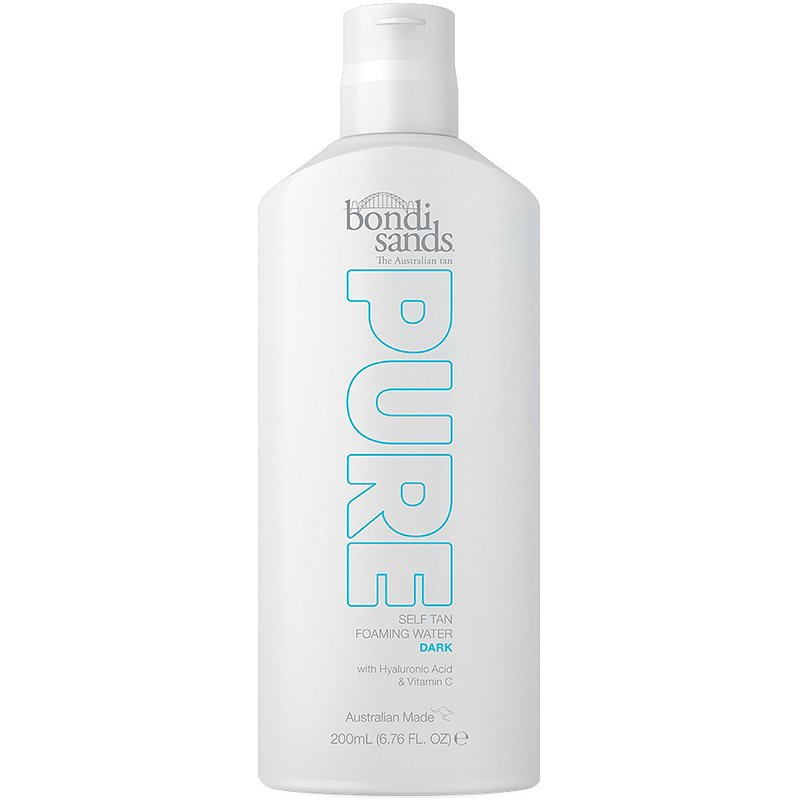 Bondi Sands Pure Self Tan Foaming Foaming Water Dark