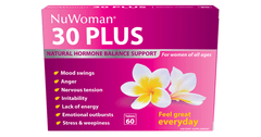 NuWoman 30 PLUS Hormone Balance Support 60 tablets