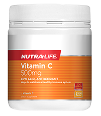 Nutra Life Vitamin C 500mg Chews 200