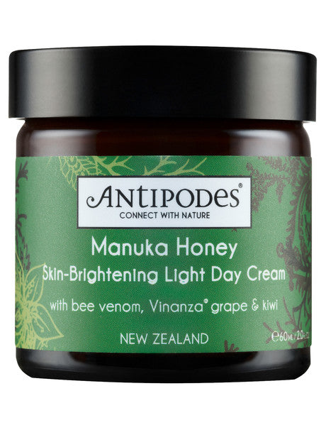 Antipodes Manuka Honey Skin Brightening Light Day Cream 60ml