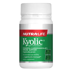 Nutra Life Kyolic High Potency 30caps