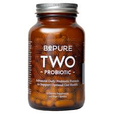 BePure Two (was Gut Renew Probiotic) 120 Caps