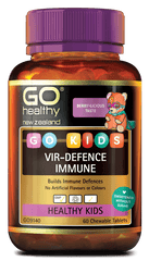 Go Healthy Kids Vir-Defence Immune 60 Chew