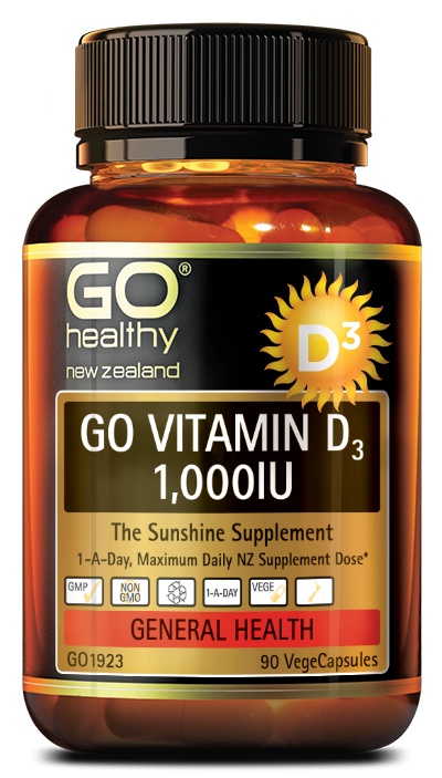 Go Healthy Vitamin D3