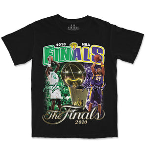 2010 NBA Finals T-Shirt (black)