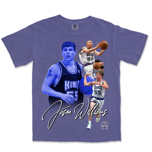 Jason Williams T-Shirt (grape)