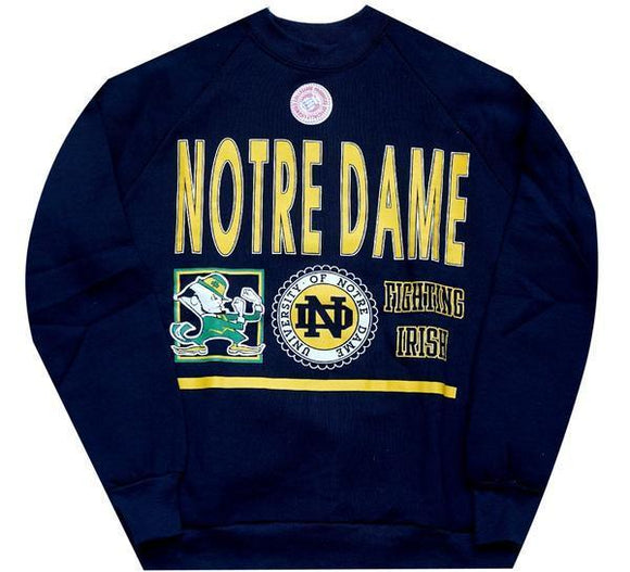 Fighting Irish Vintage Sweatshirt - A.M. VINTAGE