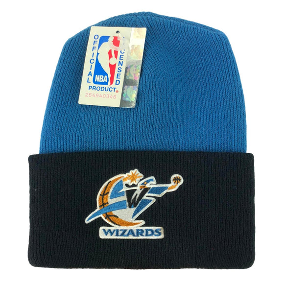 Vintage Washington Wizards Beanie - A.M. VINTAGE