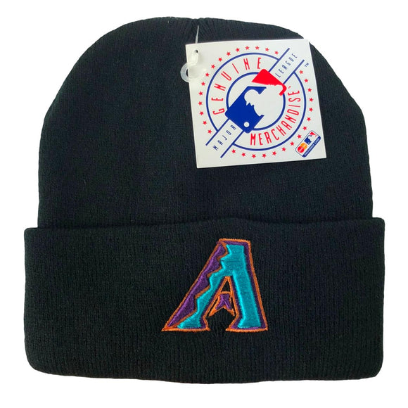Vintage Arizona Diamondbacks Beanie - A.M. VINTAGE