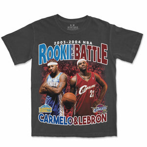 "2004 ""Rookie Battle"" T-Shirt (charcoal)"