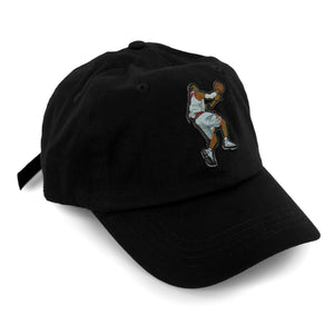 """The Answer"" Hat (black) - A.M. VINTAGE"