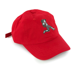 """Prime Time"" Hat (red) - A.M. VINTAGE"