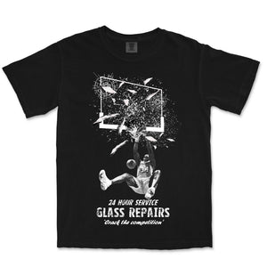 """Glass Repairs"" T-Shirt"