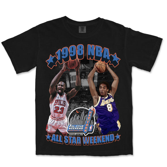 1998 All Star Weekend T-Shirt (black)