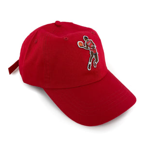 1985 Dunk Contest Jordan Hat (red) - A.M. VINTAGE