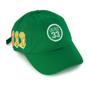 """Larry Legend"" Trophies Hat (green) - A.M. VINTAGE"