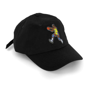 """Showtime"" Hat (black) - A.M. VINTAGE"