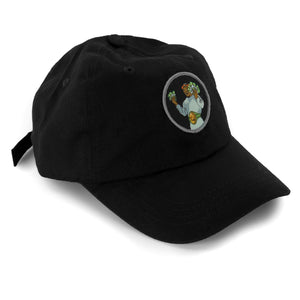 """Money Mike"" Hat (black) - A.M. VINTAGE"