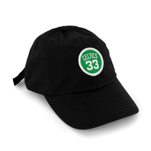 """Larry Legend"" Hat (black) - A.M. VINTAGE"