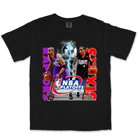2001 NBA Playoffs T-Shirt