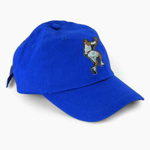 """The Answer"" Hat (blue) - A.M. VINTAGE"