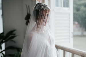 Why do we make wedding veils?