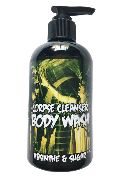 Absinthe  body wash absinthe soap horror bath bloodbath indie bath halloween bath