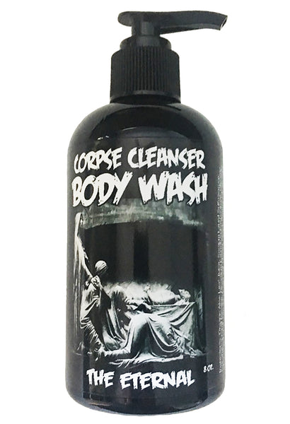 """The Eternal"" Corpse Cleanser Moisturizing Sulfate-Free Body Wash Shower Gel"