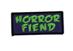 Horror Fiend Horror Patch for Horror Lovers
