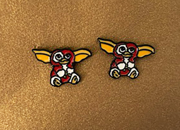 gizmo earrings gremlins earrings