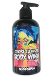 """Goregasm"" Corpse Cleanser Moisturizing Sulfate-Free Body Wash Shower Gel"