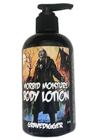 Gravedigger Lotion Horror Bath and Body Bloodbath