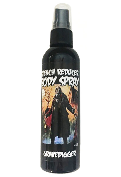 """Gravedigger"" Stench Reducer Body Spray"