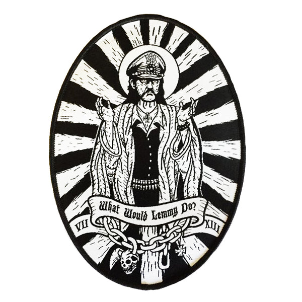 Lemmy Kilimister Patch Motorhead