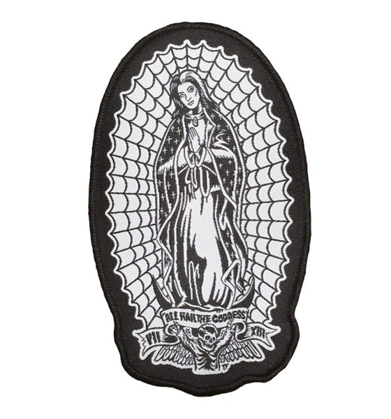 Lily Munster Virgin Lily Patch