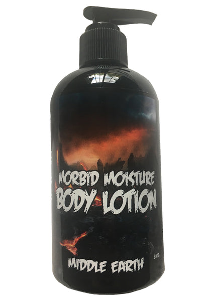 """Middle Earth"" Morbid Moisture Body Lotion"