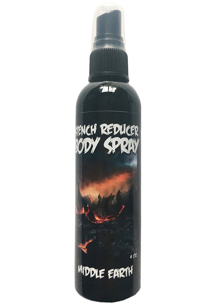"""Middle Earth"" Stench Reducer Body Spray"