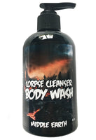 """Middle Earth"" Corpse Cleanser Moisturizing Sulfate-Free Body Wash Shower Gel"