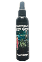 NIghtshade Body Spray Horror Bath and Body Bloodbath