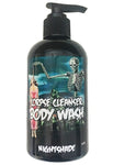"""Nightshade"" Corpse Cleanser Moisturizing Sulfate-Free Body Wash Shower Gel"