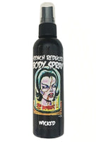 """Wicked"" Stench Reducer Body Spray"