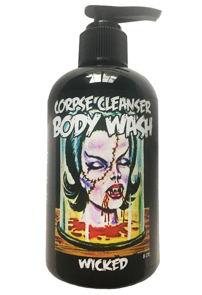 Wicked Body Wash Horror Bath Indie Bath Bloodbath