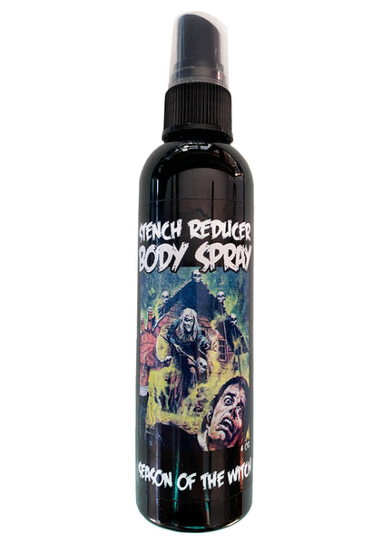 """Season of the Witch"" Stench Reducer Body Spray"