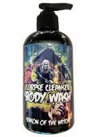 """Season of the Witch"" Corpse Cleanser Moisturizing Sulfate-Free Body Wash Shower Gel"