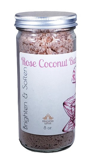 Rose Coconut Luxury Soak