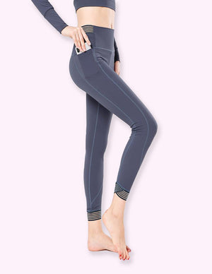 Glenda Bottoms,Sexy High Waist Leggings For Women
