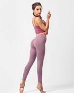 Gym Woman High Waist Fitness Pants Slim Hip Pants Custom Crochet Pants - GLENDA
